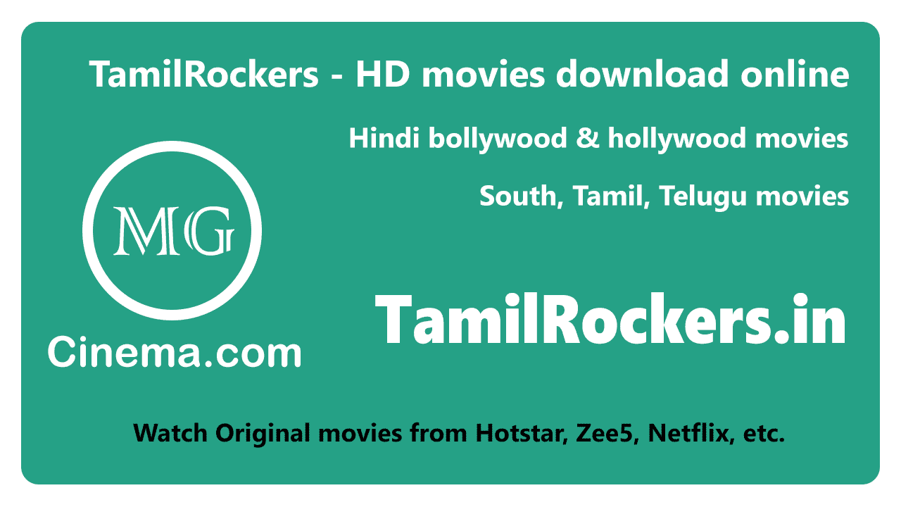 TamilRockers HD movies download - Watch movies on