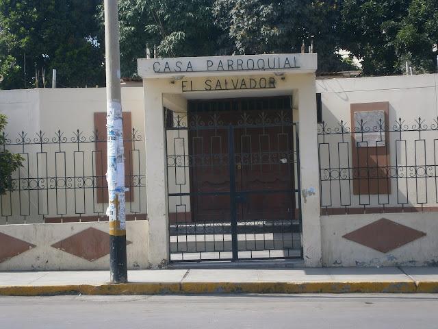 Casa Parroquial del Distrito de Paijan