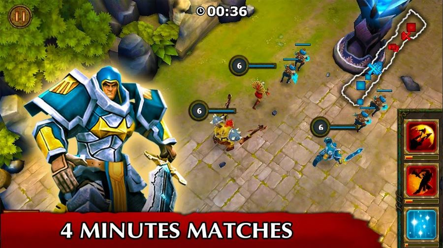 download  legendary heroes mod apk 3