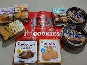 Promosi Biskut daripada Global Premium Cookies