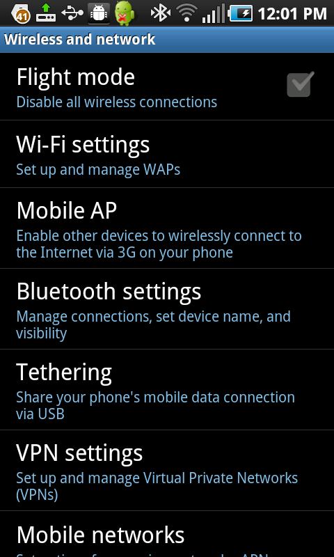 How To Configure MTN internet settings On Your Android Phone and