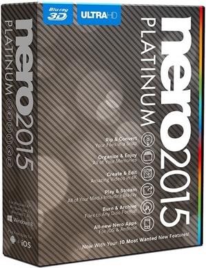 Download Nero 2015 Platinum Português-BR