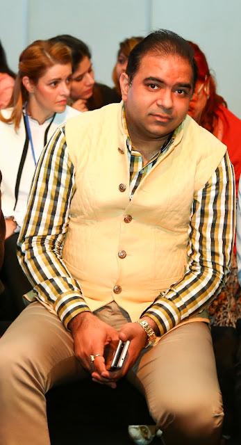Entrepreneur Ashok Goel