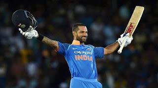 Shikhar Dhawan 132 vs Sri Lanka | 11th ODI Hundred Highlights