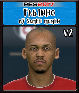 PES 2017 Faces Fabinho by Sameh Momen