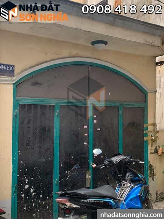 Nhà cấp 4 nguyên căn chính chủ bán quận Gò Vấp