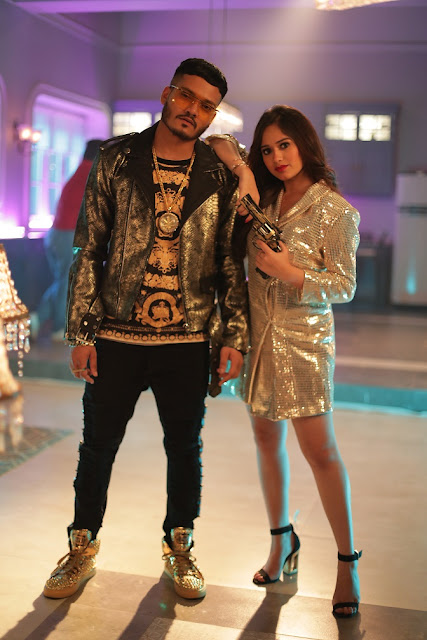 """From the streets of Patna, Sony Music brings to you the coolest cult Bhojpuri song """"Bhaiyya G"""""""