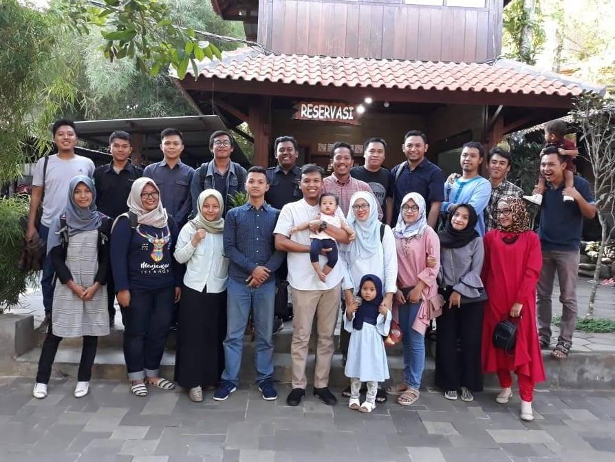 Wadahi Alumni KeSEMaT, IKAMaT Bentuk KeAMaT
