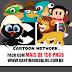 Pack Cartoon com + de 150 imagens de desenhos infantil em png