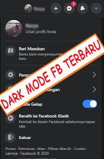 Mau Tampilan Facebook Anda Menjadi Gelap? Ini Cara Mengaktifkan Dark Mode Facebook Terbaru