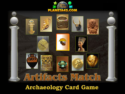 Artifacts Match Game