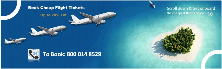 Call At 800 014 8529 For Lowest Airfare Flights Deal At