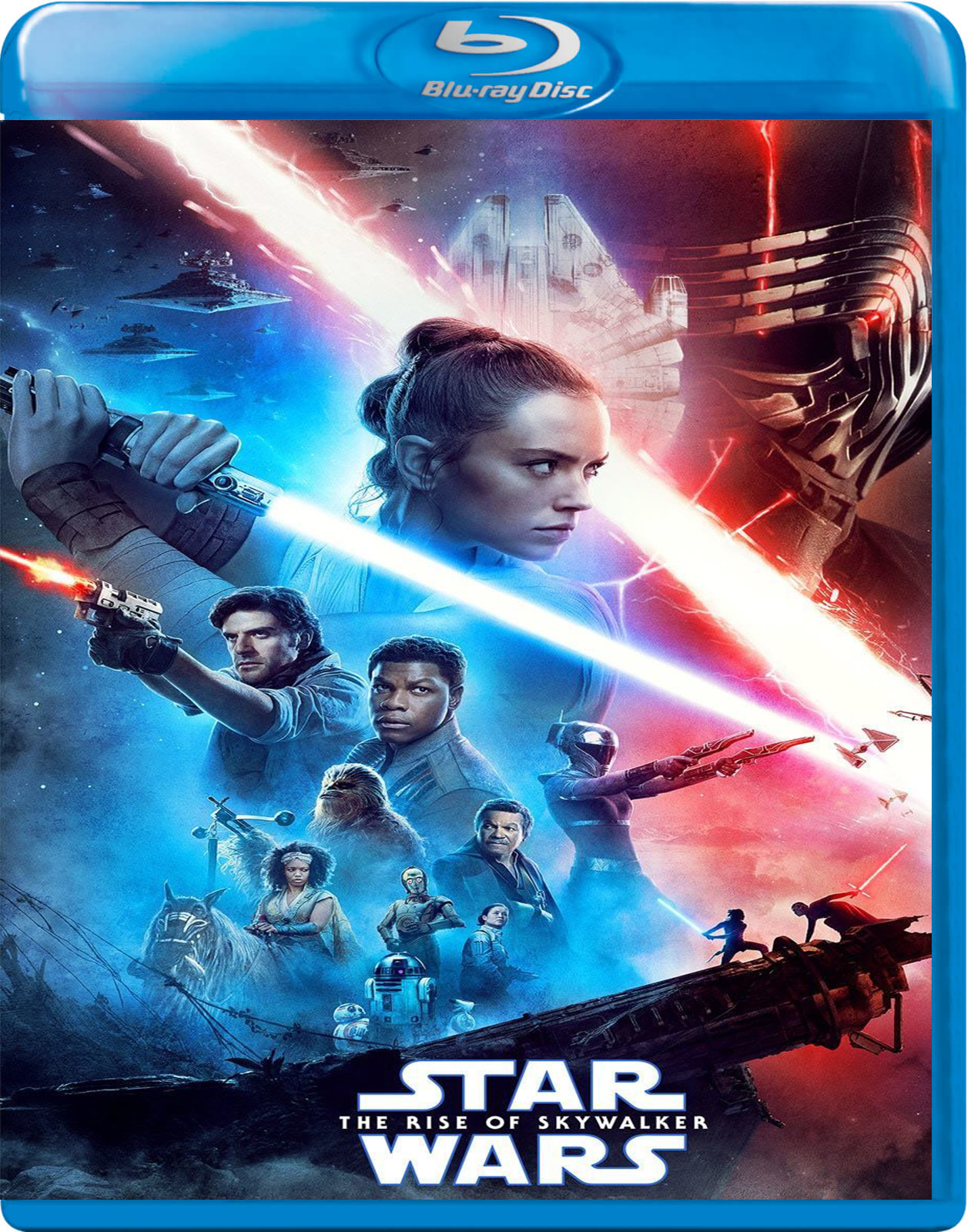 Star Wars: The Rise of Skywalker [2020] [BD25] [Latino] [Movie + Bonus]