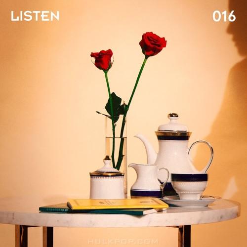 Jang Jane – LISTEN 016 velvet – Single