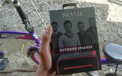 Bluetooth Speaker SPC Noah Untuk Sensasi Audio Istimewa