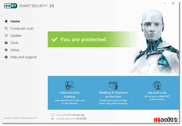ESET Smart Security 10 Latest Version Free Download