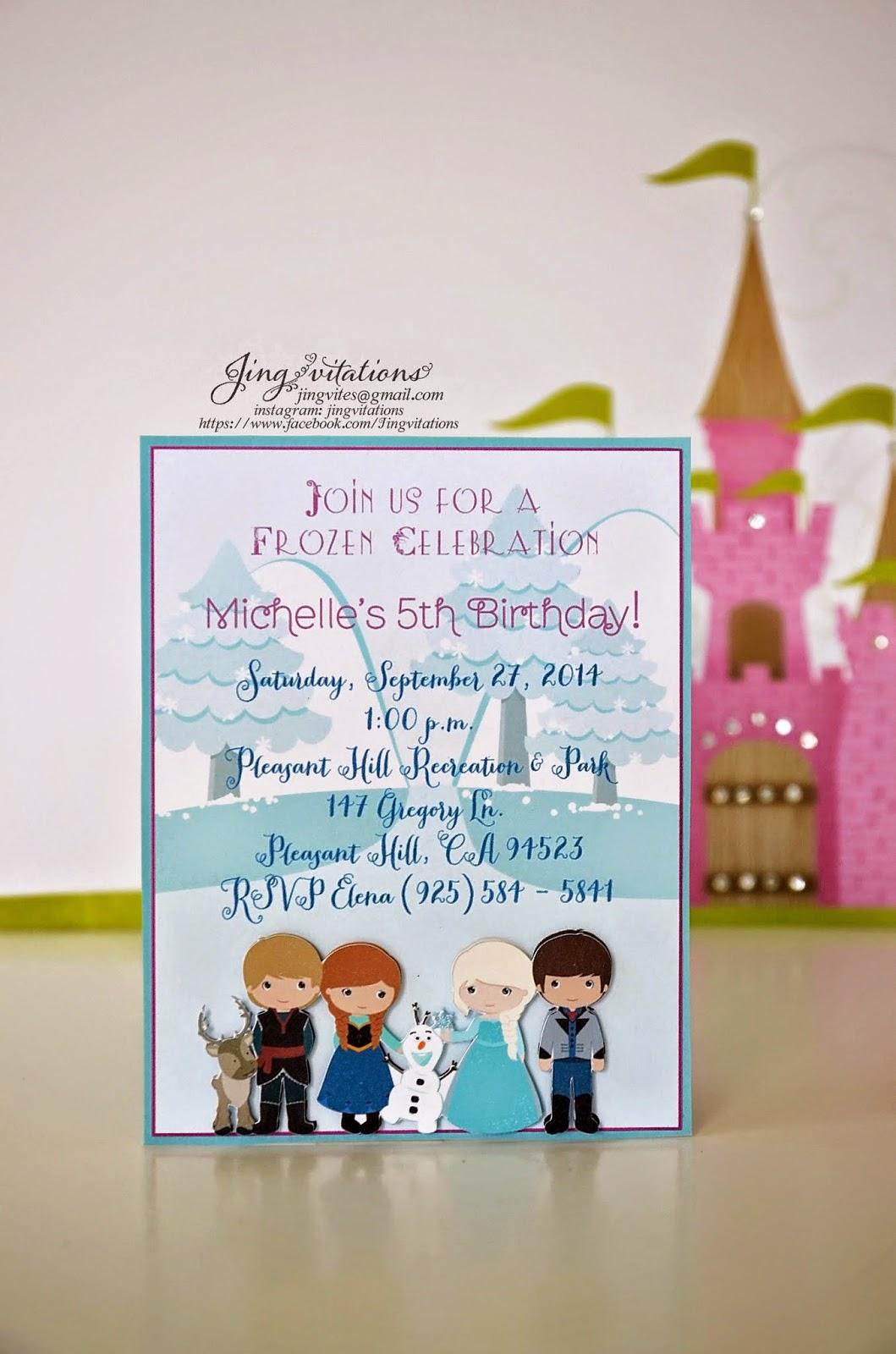 Cheap 3d Invitations