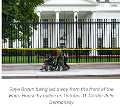 Native Women Leaders Arrested at White House