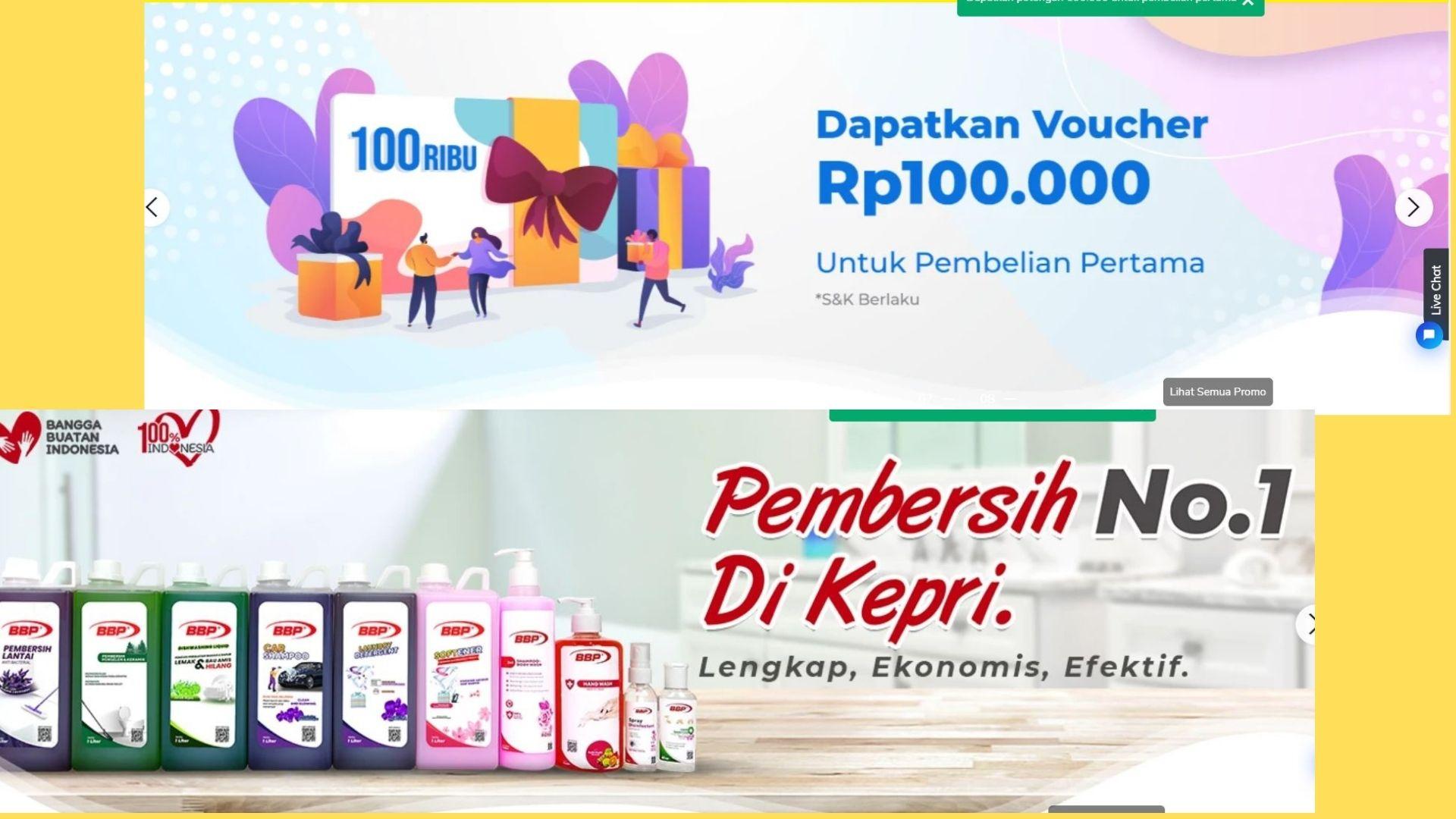 BBP Indonesia adalah