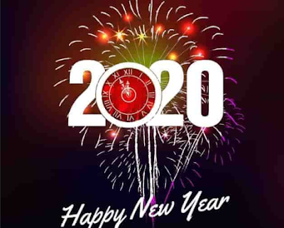 Happy New Year 2020 Facebook Profile Pictures