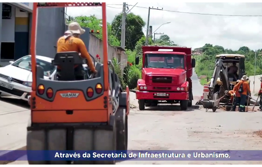 CHAPADINHA | Prefeitura Dá Continuidade a Serviços e Obras Públicas