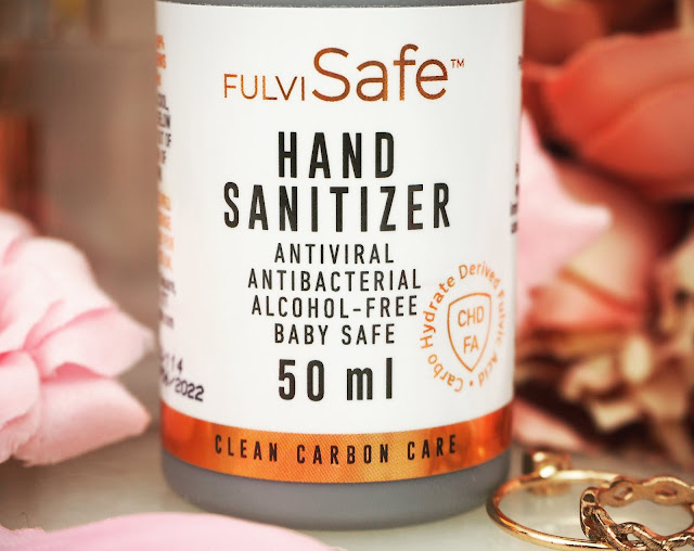 Fulvisafe Hand Sanitiser & Barrier Cream Lovelaughslipstick Blog