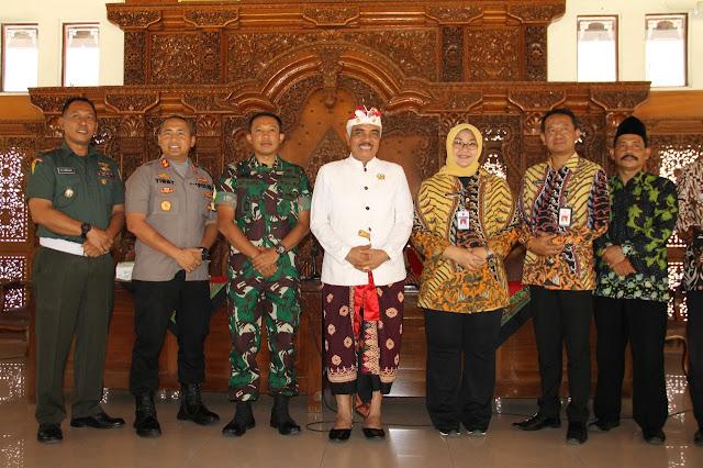Rakor FKUB : Kita Tingkatkan Kerukunan Umat Beragama Menuju Indonesia Maju
