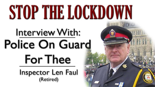 Canada police constitutional rights coronavirus lockdowns masking