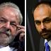 Eduardo Bolsonaro: Saída para enterro de neto coloca Lula 'posando de coitado'