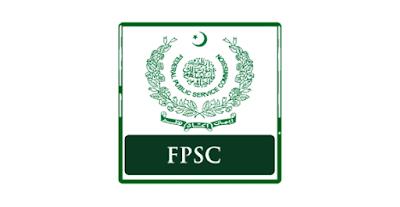 Federal Public Service Commission (FPSC) Jobs 2021 Advertisement
