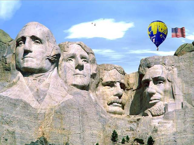 Rushmore President Mount, South Dakota