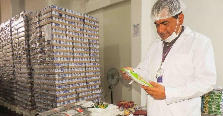 QALI WARMA: Verifican calidad de productos que consumirán escolares en Piura - www.qaliwarma.gob.pe