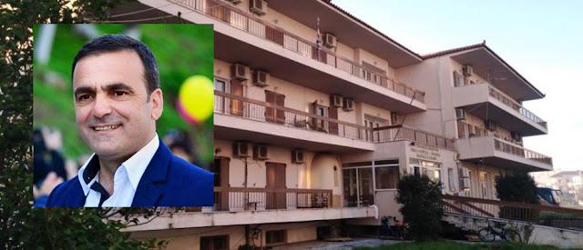Συγκρατημένα αισιόδοξος για την πορεία του Γηροκομείου Ναυπλίου ο Χρήστος Ζέρβας