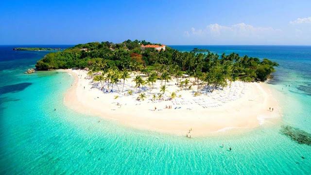 las mejores del mundo, Playas con agua cristalina, palmeras cocoteros