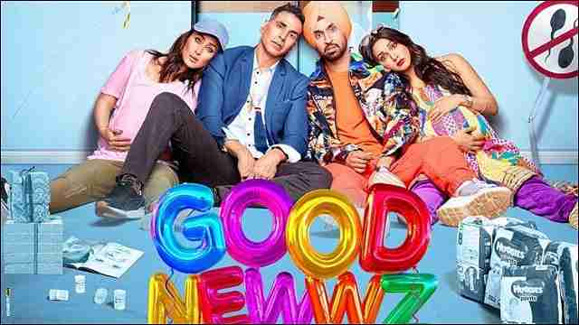 Good Newwz Day Wise Box Office Collection 1st Day Collection Update