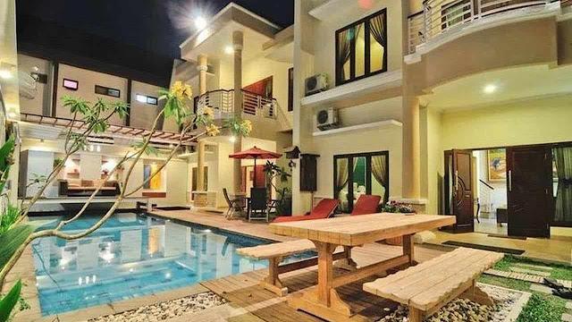 Villa Termurah di Jogja