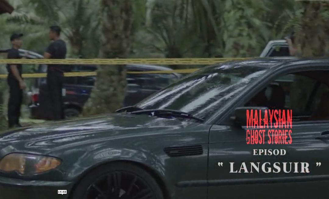Malaysian Ghost Stories Episod 9 Langsuir