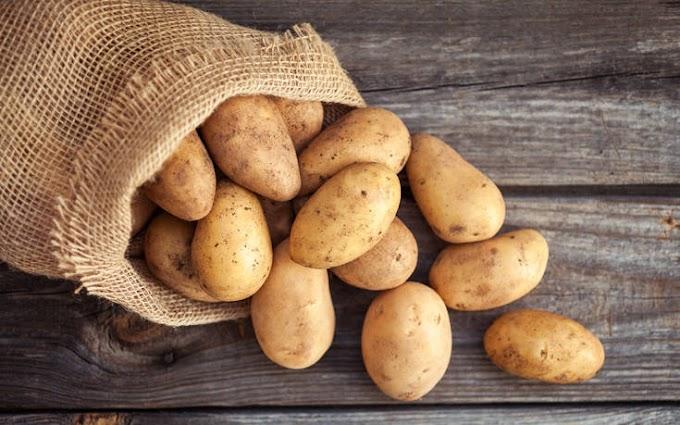 Δίαιτα τρώγοντας πατάτες. Είναι χωρίς λιπαρά και μας χορταίνουν