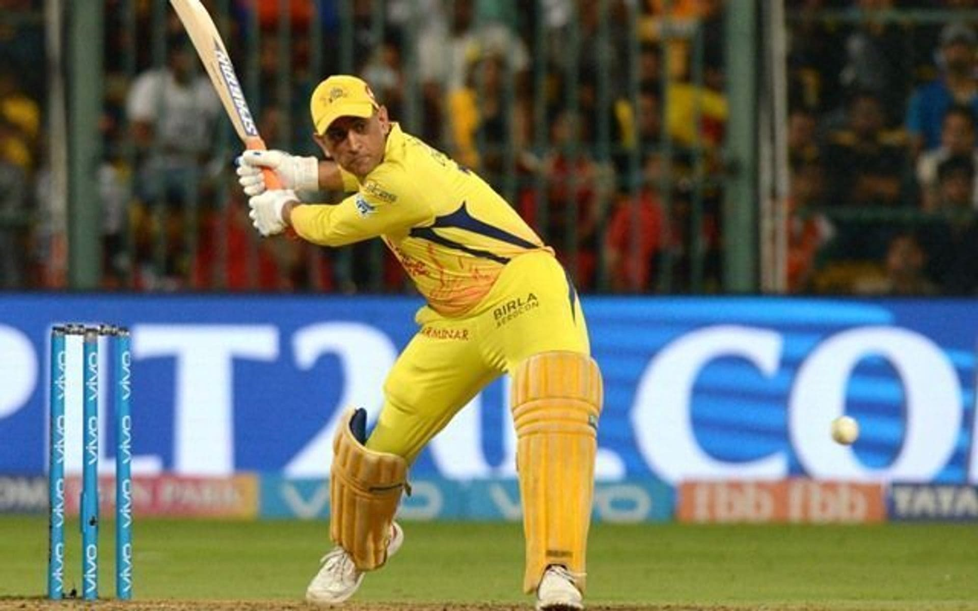 MS Dhoni - One of the Biggest and Toughest Cricket Strikers in each IPL Team