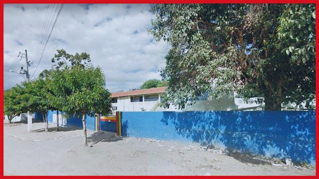 Prédio que funciona a Escola Municipal João Timóteo de Andrade – Panelas/PE