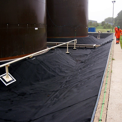 WHY POLYUREA COATING IS BEST FOR SECONDARY CONTAINMENT
