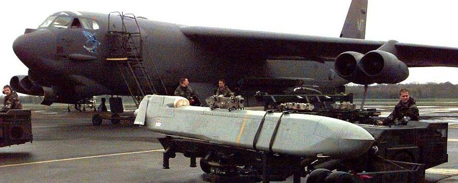 Raytheon отримала контракт на наступний етап розробки ядерних крилатих ракет аеликої дальності