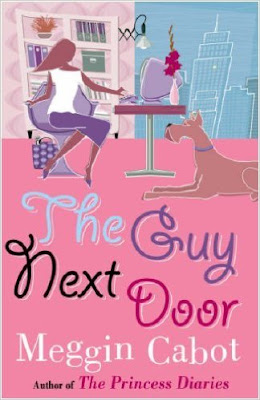 the guy next door. meg cabot, book reviews