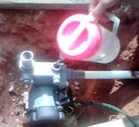 Cara Memancing Pompa Air Agar Airnya Naik