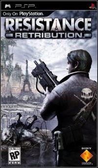 Resistance Retribution [PSP] (EUR - Español) [MEGA]