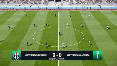 PES 2021 Scoreboard Campeonato AFP Planvital by Ryudek & Milos987