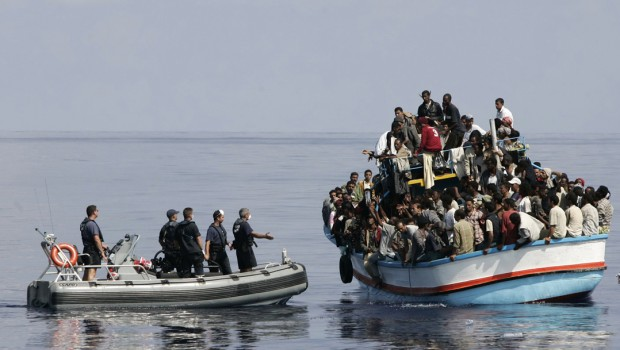 Έκτακτο: Εντοπίστηκε σκάφος με 35 μετανάστες στον Αρρίλα Ηγουμενίτσας