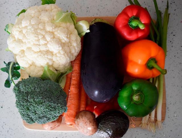 Comida real y nuevos hábitos