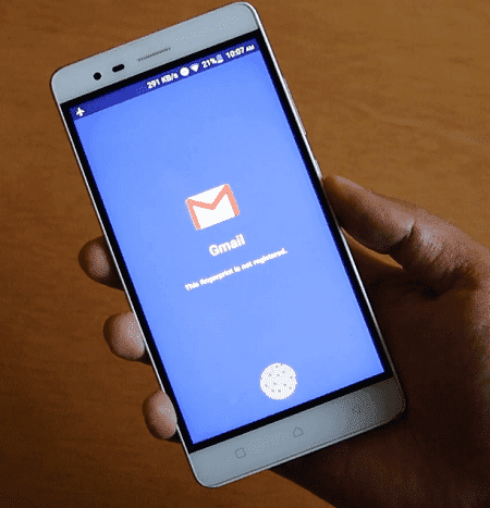 شرح كيفية قفل التطبيقات بالبصمة في هواتف الاندرويد التي تدعم البصمة