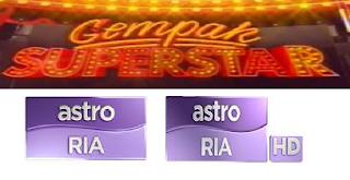 Gempak Superstar 2016 keputusan dan senarai peserta